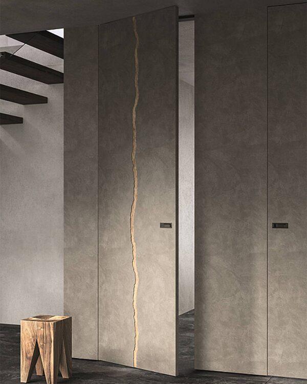 DoorArreda – Meraki, Klissa Wood, Nuvola 02 0205 20 V12 SET 01 PORTE KREPE