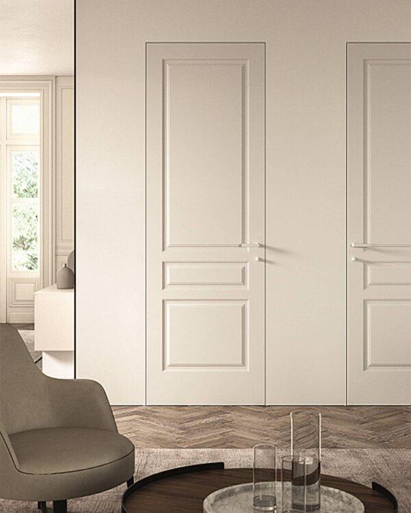 DoorArreda – Pandora Classic, Pandora PC05, Laquered Bianco DA 0214 20 V09 SET 02 PORTE STAR