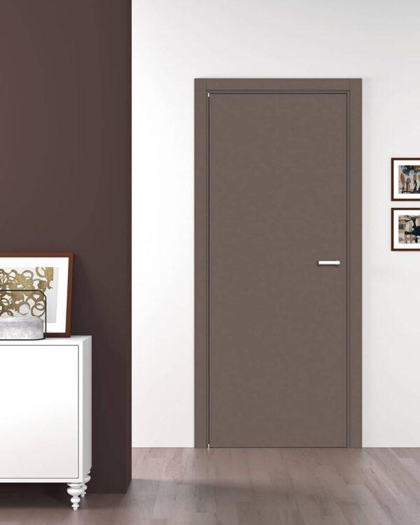 DoorArreda – Tineo, TL00, Laccato Sablé RAL 7006 grigio beige TL00 E2 Copia